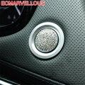 Шестерня  рулевое зажигание колес  кнопка  автомобильный хром  модифицированный автомобильный Стайлинг  аксессуар  яркие блестки  18 19  для ...