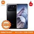 Глобальная версия смартфона Xiaomi Mi 11 Ultra 12 Гб 256 ГБ Snapdragon 888, Восьмиядерный 5G, 120X Zoom Camera, 5000 мАч, 67 Вт, быстрая зарядка, NFC