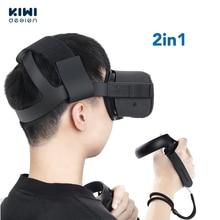 Oculus Quest Stirnband strap mit 1 Paar Knuckle Strap für Oculus Quest Virtuelle Controller Zubehör