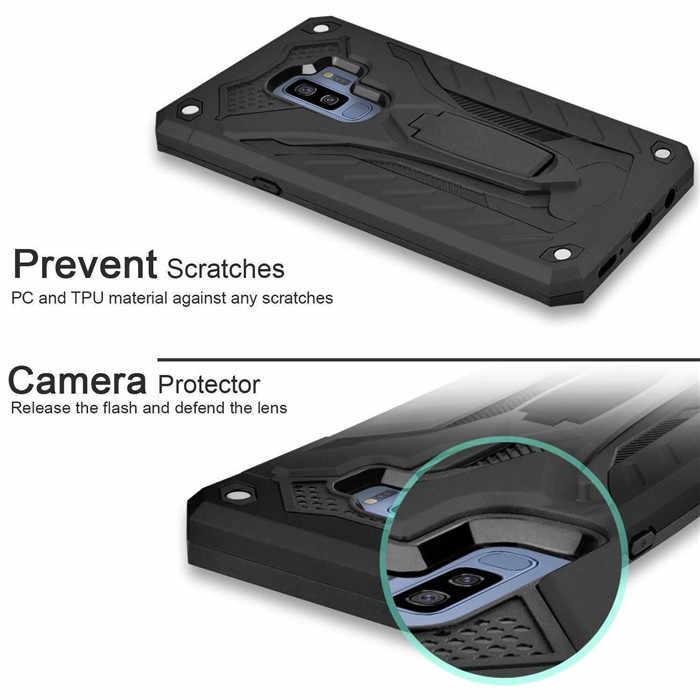 Прочный бронированный чехол для LG Stylus 2 3 G5 G6 V5 K10 K20 V20 K8 K10 V30 2016 2017 плюс держатель защитный противоударный чехол для телефона чехол