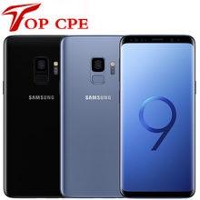 Samsung-teléfono inteligente Galaxy S9 G960U G960F S9 Plus G965u G965F LTE, ocho núcleos, 5,8 pulgadas, 12MP, 4 GB de RAM, 64 GB de ROM, Snapdragon 845, desbloqueado