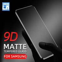 2Pcs 9D Frosted Protective Glas für Samsung Galaxy A90 A70 M31S J2 J3 J5 J7 Pro A5 2017 S20 FE Hinweis 20 10 Lite Screen Protector