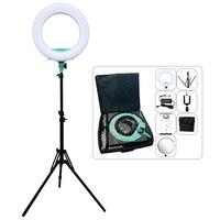 Yidoblo AX 480DII Bluetooth APP Control Ring Lamp Camera Photo/Studio/Phone 18 240 LED Ring Light LED Lamp Makeup Ring lamp