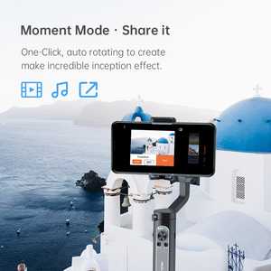Image 4 - Hohem iSteady X 3 ציר כף יד Gimbal Smartphone טלפון מייצב עבור iPhone X Gopro 6 7 PK חלק 4 DJI אוסמו נייד 2