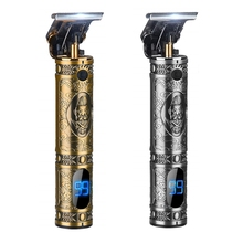Hair-Clipper Trimmer Surker 0mm Electric Rechargeable for Men Sculpture Pomade