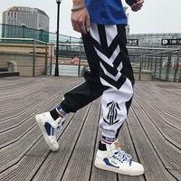 Streetwear Hip hop Joggers Pants  1
