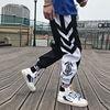 Streetwear Hip hop Joggers Pants Men Loose Harem Pants Ankle Length Trousers Sport Casual Sweatpants White Techwear 7