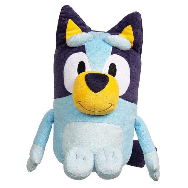 8Inch Bluey Kids Soft Gift Children Cute Plush Toys Doggy Pupets Doll Soft Cuty Stuffed Toy 2021 Bluey Bingo Plush Doll Toy F 6