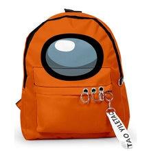 7 estilo entre os eua mochilas pequenos sacos unisex doces cores 3d oxford à prova d3d água chaveiro acessórios bonito kawaii meninos meninas sch