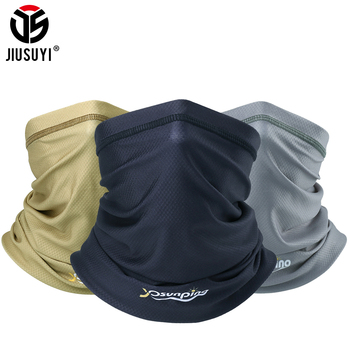 Windproof Neck Gaiter Elastic Tube Scarves Ear Cover Head Shield Half Face Sun Ring Headscarf Headband Bandana Women Men black breathable neck gaiter tubular scarves snood headband headwear face shield head half face cover scarf bandana women men