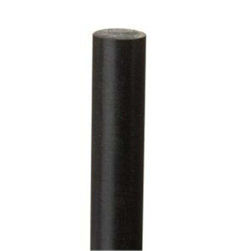 acrylic clear color rods bubble solid black milk white sticks home decorative shower curtain rod 16pcs lot diameter 20mm long 1m