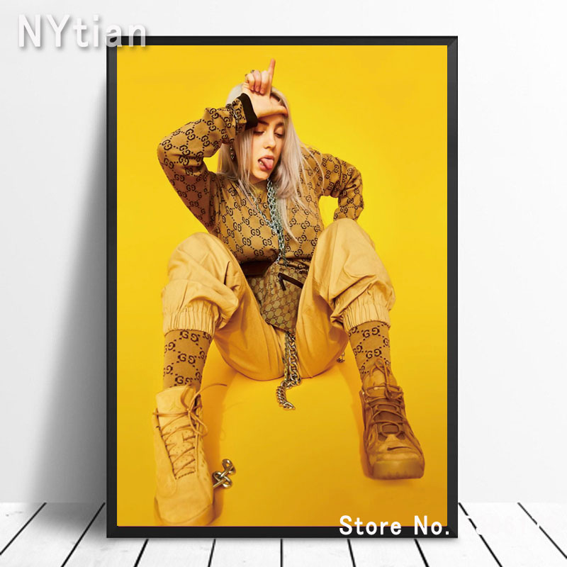 Ariana Grande Popular Music Singer Art Silk Wall Poster 13x20 24x36 inch