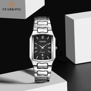 Image 3 - STARKING montre à Quartz en acier inoxydable pour hommes, marque célèbre, tendance, modèle 2020, BM0605