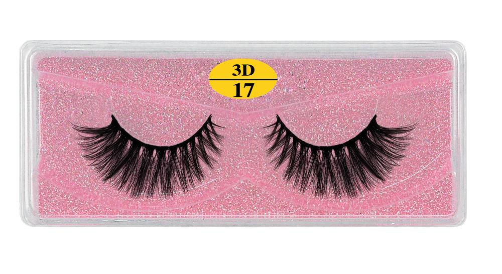 H27bc6d3edc8b46e7bbb756ddc6e55686N - MB Eyelashes Wholesale 40/50/100/200pcs 6D Mink Lashes Natural False Eyelashes Long Set faux cils Bulk Makeup wholesale lashes