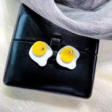 fashion round shell pendant earrings drop earrings for women  geometric earrings punk glamour jewelry earrings 2019 punk style geometric chain drop earrings