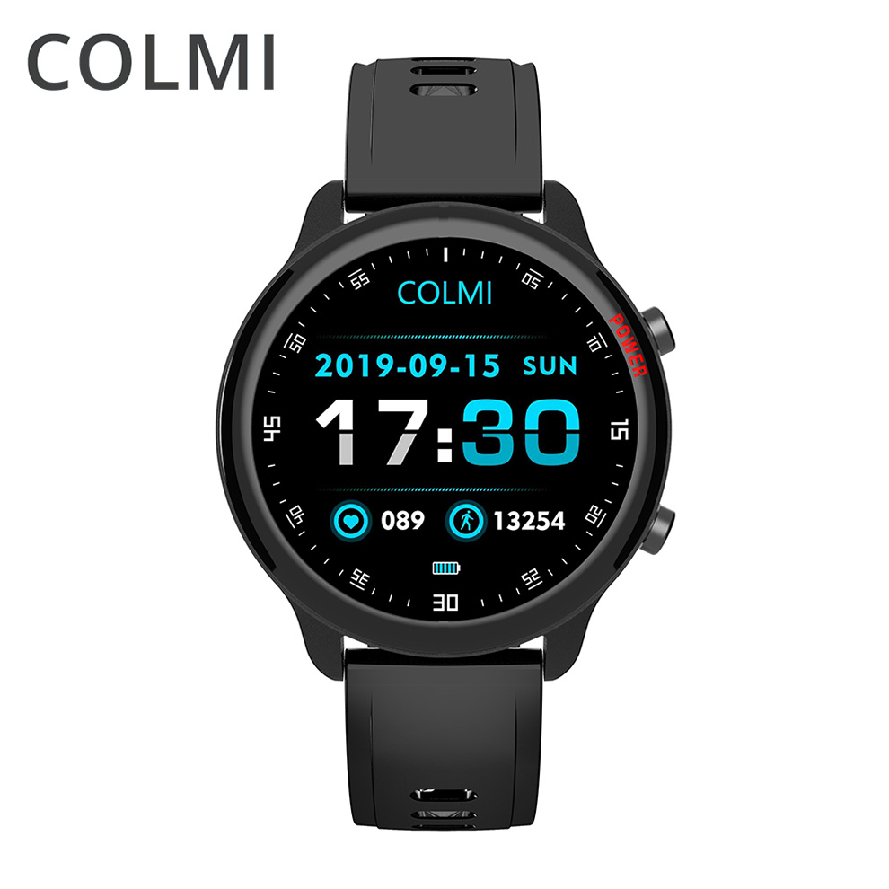 COLMI SKY 4 Fitness Tracker IP67 Waterproof Smart Watch Heart Rate Monitor Clock Men Women Smartwatch For iphone Android phone|Smart Watches| |  - title=