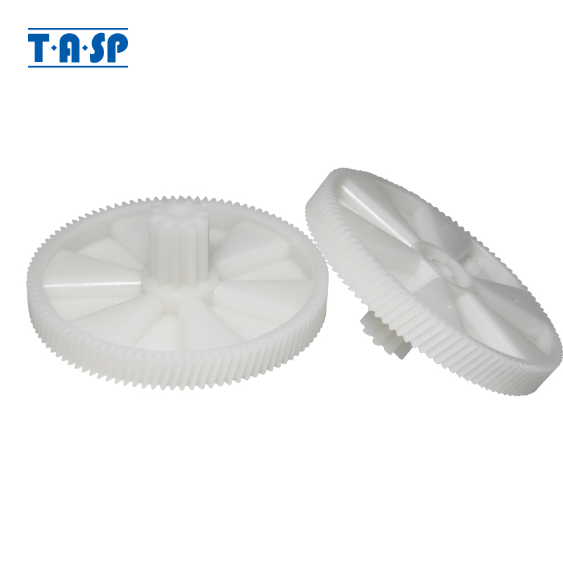 2pcs Gears Spare Parts For Meat Grinder Plastic Mincer Wheel KW650740 For Kenwood MG300/400/470/500 PG500/520/510 For Delonghi
