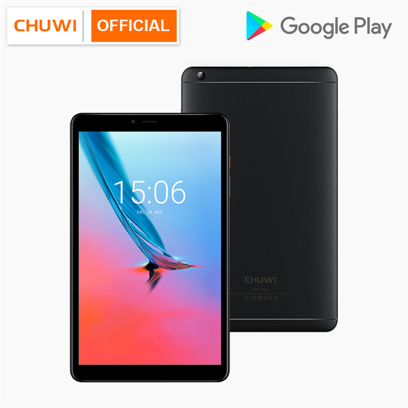 CHUWI Hi9 Pro Android 8.0 4G LTE Tablet PC MT6797 X20 Deca Core 3GB RAM 32GB ROM 8.4 Inch 2560 *1600 GPS Phone Call Tablets plywood