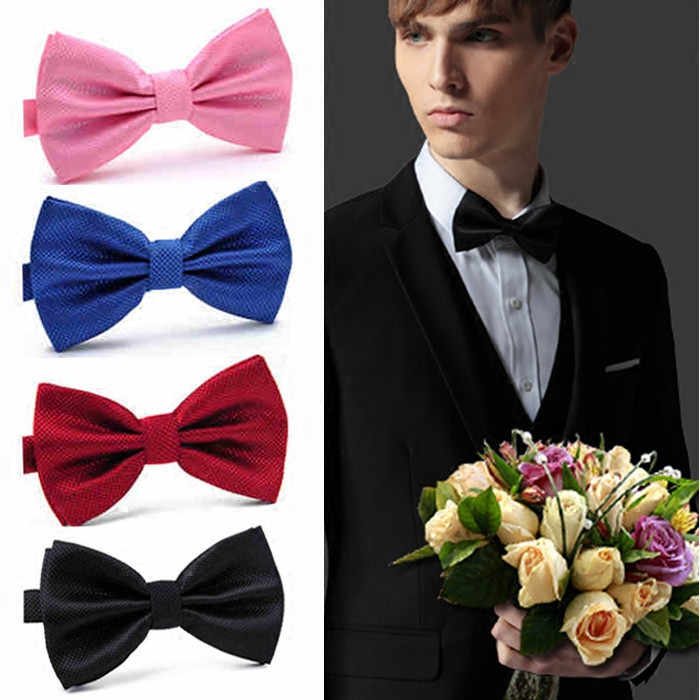 Meilleure vente hommes cravate classique mode nouveauté hommes réglable smoking mariage noeud papillon cravate goutte Shopping corbatas para hombre