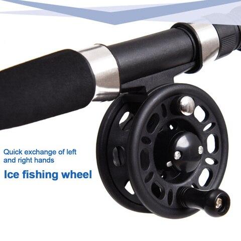duravel conjunto de pesca no gelo combinacao