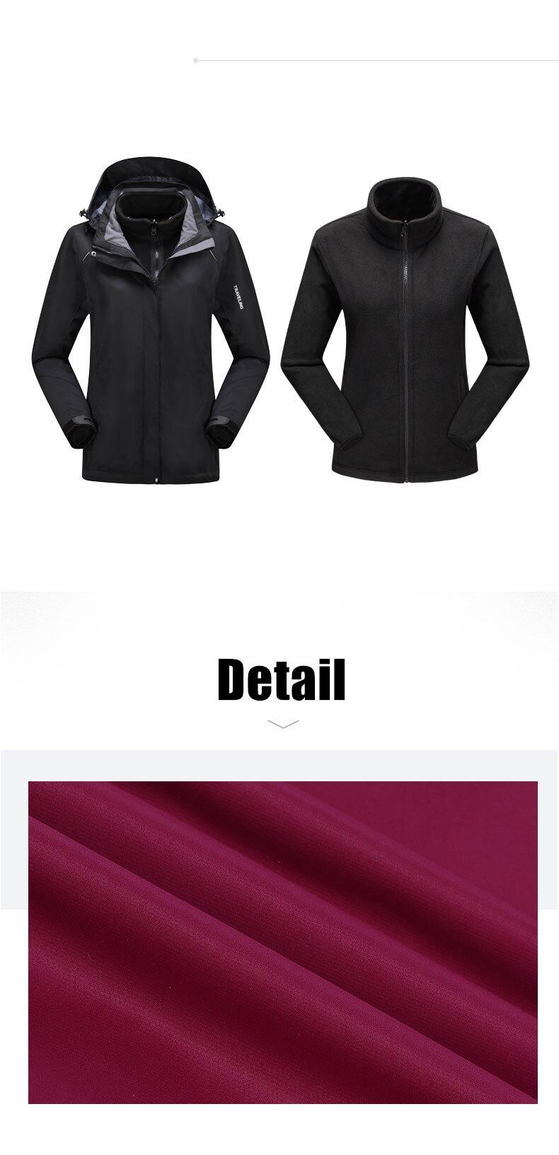 Marca de chuva jaqueta masculina à prova