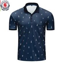 Fredd marshall 2019 novo cacto impresso polo camisa dos homens de manga curta casual impressão completa camisa polo masculino topos t 049