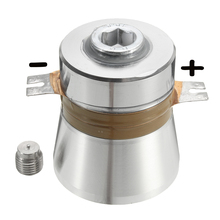 Transducer-Cleaner Ultrasonic Piezoelectric 60w 40khz 1pcs Acoustic-Components Efficiency