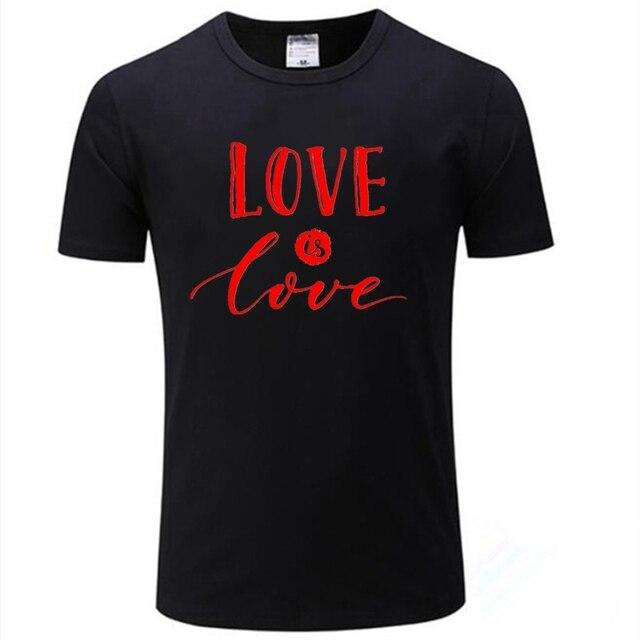 Фото triditya ht0291# love is футболка мужская майка черная футболкамужская