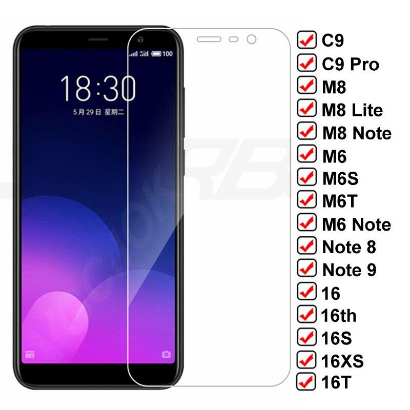 Закаленное защитное стекло 9D для Meizu C9 Pro M8 Lite M6S M6T M6 Note 8 9 16 16S 16XS 16T 16th|Защитные стёкла и плёнки| | АлиЭкспресс