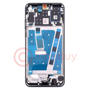 Image 4 - Front Frame For Huawei P30 Lite Middle Bezel Mid Housing P30 Lite MAR LX1m LX1a LX3a Faceplate Chassis for Huawei Nova 4e Frame