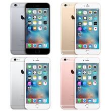 Iphone 6s, 2gb ram, 16/64/128gb rom, usado, ios, a9, dual core câmera de 12mp ips lte 4.7