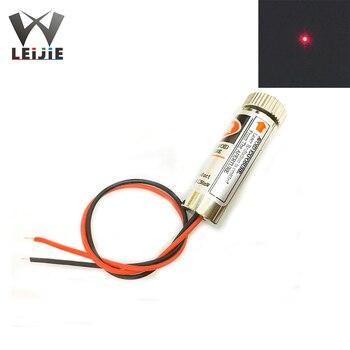 50mW 650nm 12x35mm DOT/Line/Cross positioning Adjustable Focusable 3V-4.5V Red Laser Module 12mm LED Module LD Light 650nm 250mw line adjustable focusable high power 12 45mm 3v 4 5v red laser module industrial 12mm led ld module