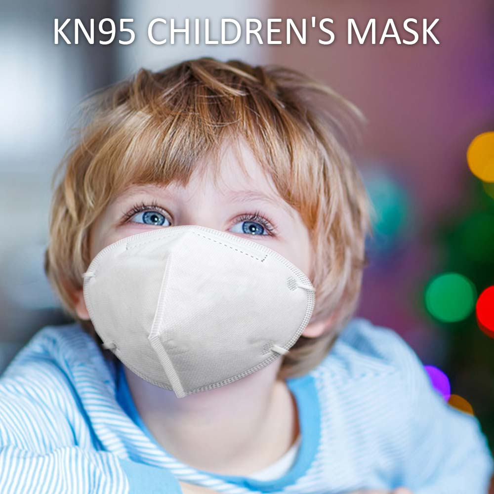 Anti-virus Mask For Kids Filtration Efficiency Child Mask 3-Plys Protective Anti-dust Child Face Mask Protect The Children