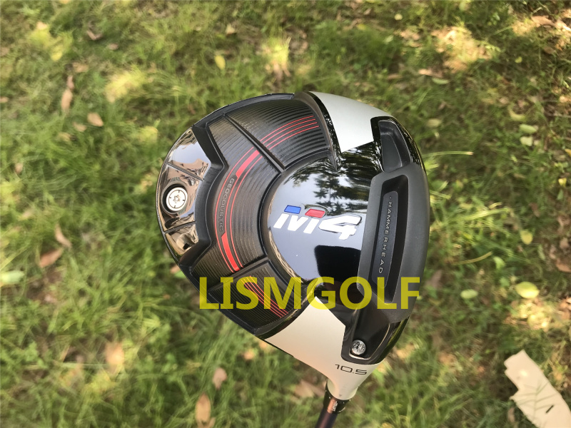 Completely New Golf Drivers M4 Golf Clubs Driver Fariway Wood Graphite Shafts 9.5/10.5 Loft Degree Fast Free Shipping