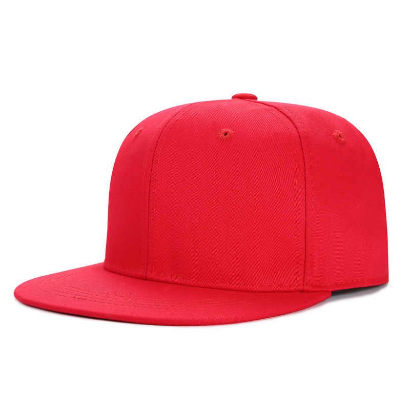 Marka XaYbZc Hip Hop şapkalar erkekler kadınlar beyzbol kapaklar Snapback katı renkler pamuk kemik avrupa tarzı klasik moda trendi