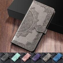 Leather Wallet Flip Case for HUAWEI P Smart Z Pro