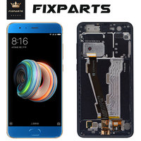 """for 5.5"""" Xiaomi Mi Note 3 LCD Display + Touch Screen Panel Fingerprint FPC Digitizer Phone For Xiaomi Mi Note 3 mi note3 Display