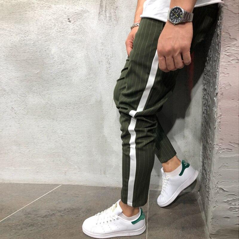 H27c139f0f1cd4774ae6e93d28a8b537dl Spring Autumn Casual Men Sweat Pants Male Sportswear Casual Trousers Straight Pants Hip Hop High Street Trousers Pants Joggers