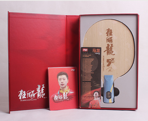 Image 3 - DHS 2019 New Hurricane Long 5X Ma Long 5 X with Original Box Arylate Carbon ALC Racket Table Tennis Blade Ping Pong Bat Paddle