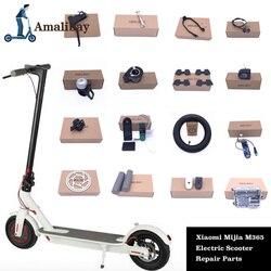 Electric Scooter Parts for Xiaomi M365 /M365 Pro Mudguard Bracket Motherboard Dashboard Foliding Hook Charger Brake Damper Parts