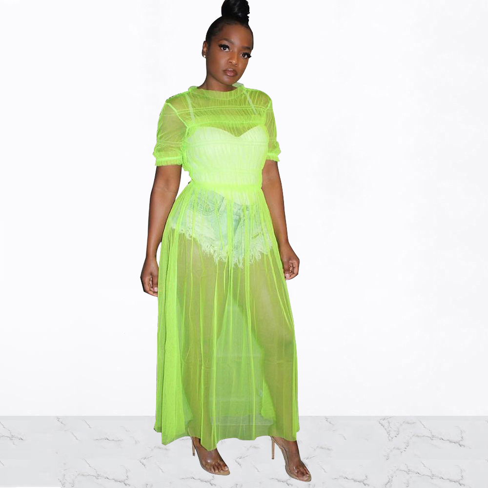 <font><b>Sexy</b></font> Breathable Mesh Maxi <font><b>Dress</b></font> <font><b>Transparent</b></font> Clubwear <font><b>Club</b></font> Outfit Women Elegant Beach <font><b>Dress</b></font> <font><b>Night</b></font> <font><b>Club</b></font> Vestidos Long <font><b>Dresses</b></font> image