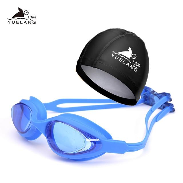 Swimming Goggles Pool set  swimming Glasses Professional Adjustable  UV Silicone Waterproof arena Eyewear Adult Sport Diving
