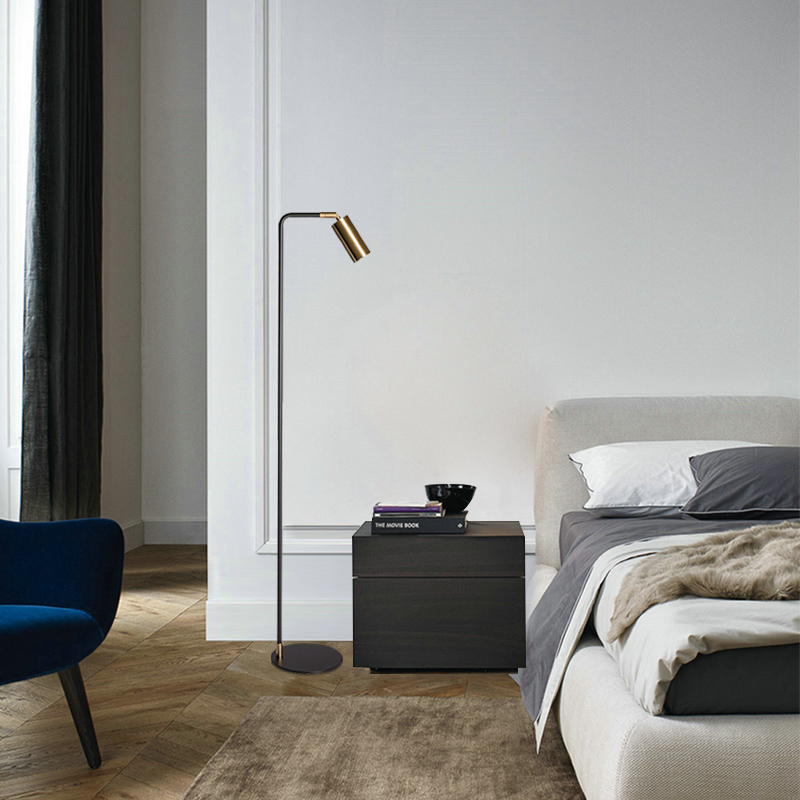 LED floor <font><b>lamp</b></font> brass indoor lighting modern <font><b>standing</b></font> <font><b>lamp</b></font> good quality <font><b>standing</b></font> <font><b>lamp</b></font> floor light image