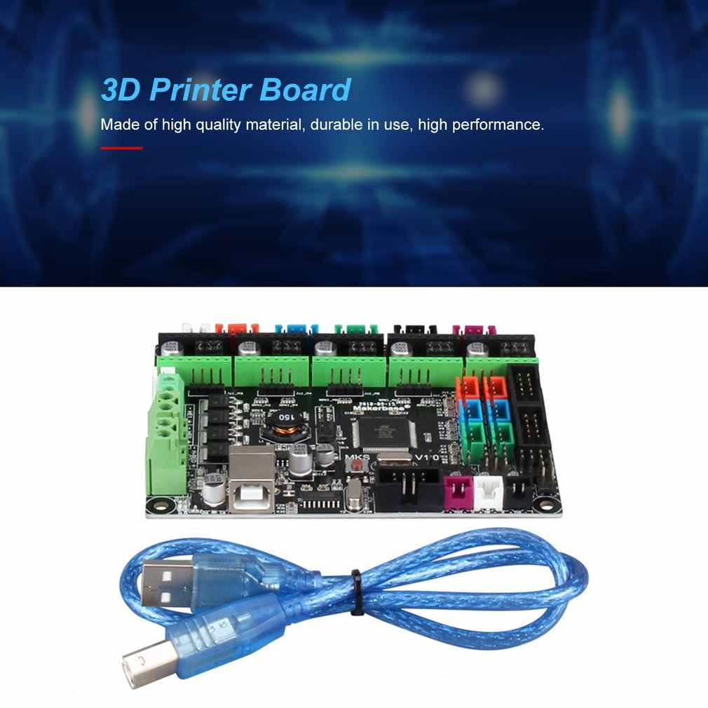Kompatibel TriGorilla Integrieren Mainboard Mega2560 und RAMPS1.4 4 Schichten PCB Controller Board Motherboard 3D Drucker Zubehör