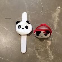 Kid's Gift Plush purse Coin Purse , New 8CM Panda Plush Pocket Coin Purse