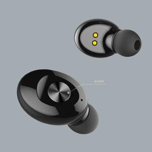 Image 3 - XG12 Bluetooth 5.0 Auricolare Stereo Senza Fili Auricolari HIFI Suono Sport Auricolare Mini Chiamata in Vivavoce Auricolare con Microfono Per Tutto Il Telefono