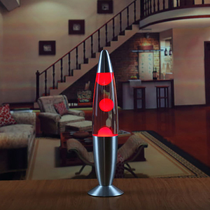 Bedroom Night Lamp Bedside Lamp Aluminium Alloy Low Consumption High Brightness 25W EU Lava Lamp Decorative Lamp Jellyfish Light