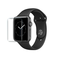 2 Pieces Of 3D Full-Screen Protective Film For Iwatch Protective Film 42Mm asling 2 5d screen protective film