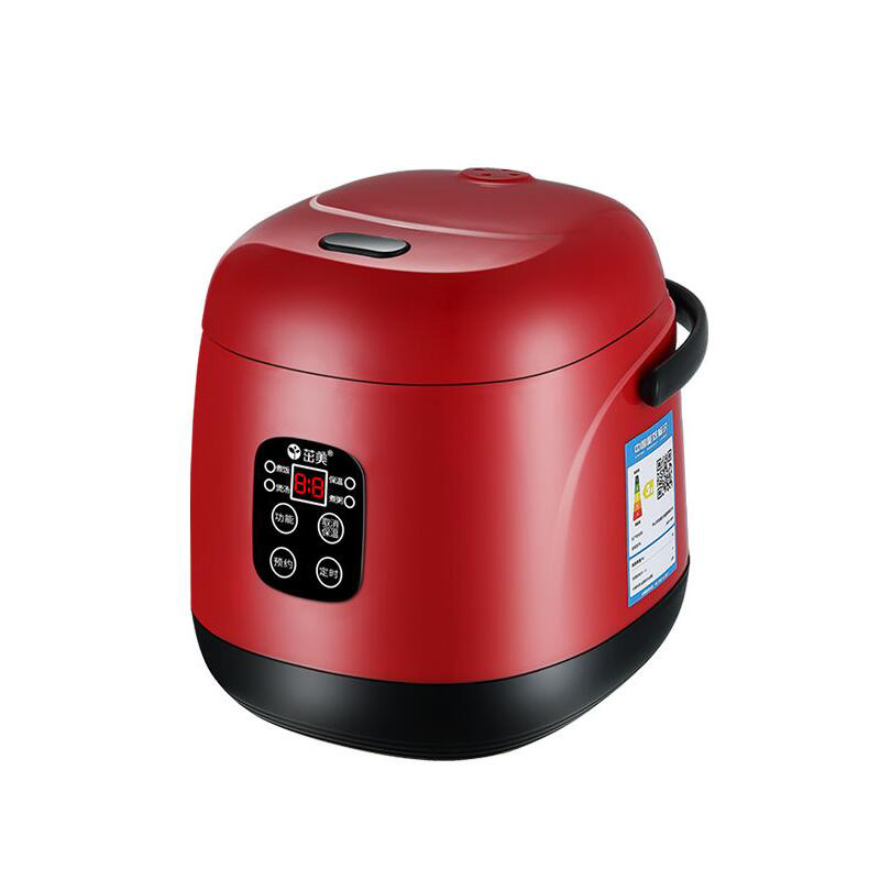 Intelligent Rice Cooker Electric Skillet Electric Lunch Box Mini Household Dorm Room Reservation Timing Smart Cooking
