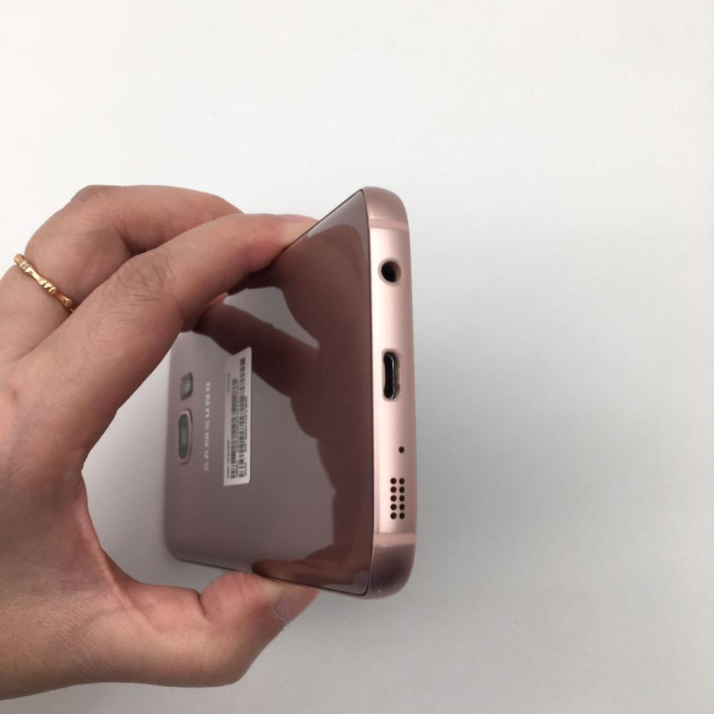 Samsung Galaxy S7 Quad Core 5.1 Inch 4G RAM 32G ROM LTE 4G 12MP Camera 3000mAh 1440x2560 Original Unlocked Android Mobile Phone